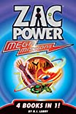 Zac Power Extreme/Mega Missions Bundle