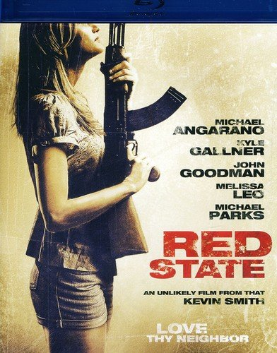 Red State [Blu-ray] DVD