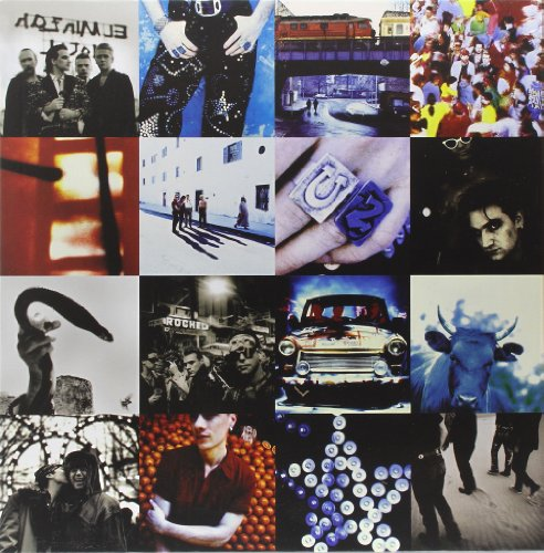 Achtung Baby (Super Deluxe Edition) [Box Set]