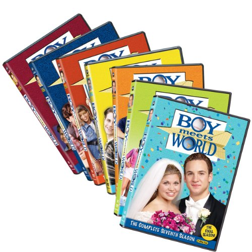 Boy Meets World: The Complete Series Seasons 1-7 Bundle
