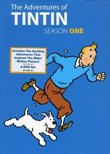The Adventures of Tintin: Season One cover