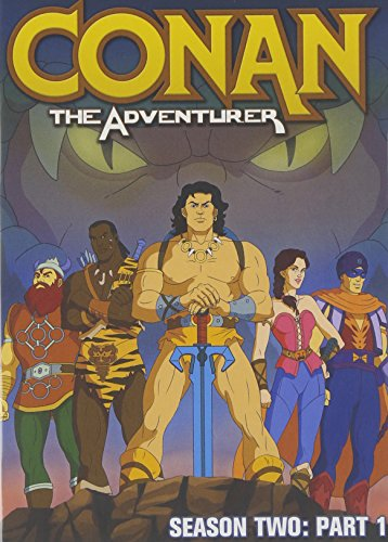 Conan The Adventurer: Season Two, Part One cover