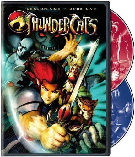 Thundercats: Season One - Book One DVD