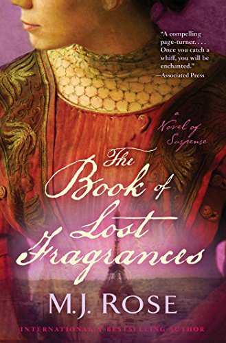 Book The Book of Lost Fragrances