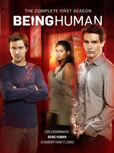 Being Human: The Complete First Season DVD