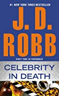 Book Cover: Celebrity in Death by J D Robb