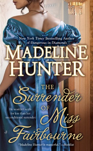 Book The Surrender of Miss Fairbourne