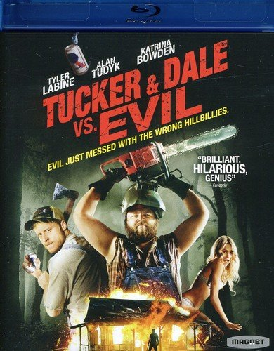 Tucker & Dale Vs Evil [Blu-ray] DVD