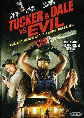 Tucker & Dale Vs Evil DVD