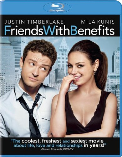 Friends With Benefits [Blu-ray] DVD