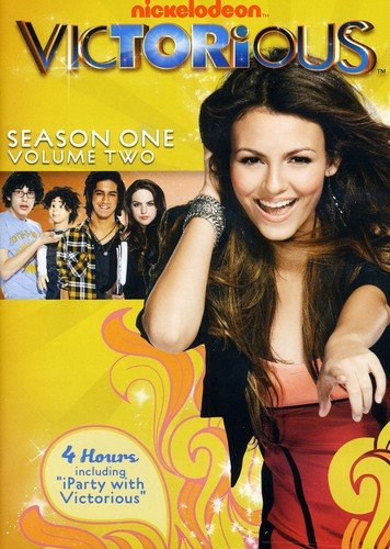Victorious: Season One V.2 DVD