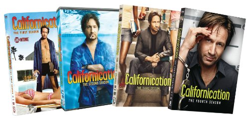 Californication: Four Season Pack DVD