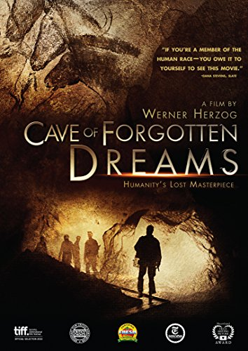 Cave of Forgotten Dreams DVD