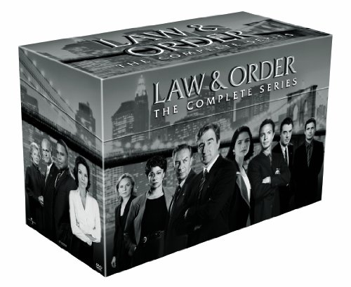 Law & Order: The Complete Series DVD