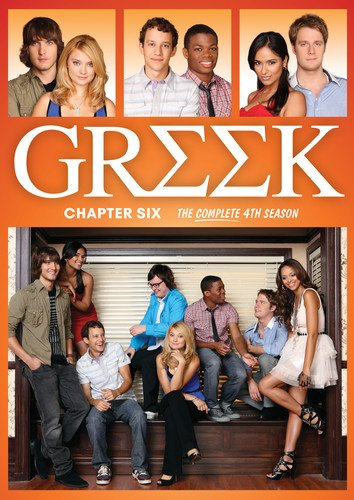 Greek: Chapter Six - The Complete Fourth Season DVD