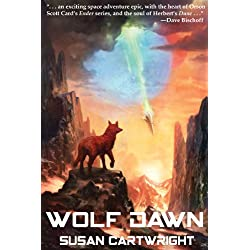 WOLF DAWN (Forsaken Worlds)