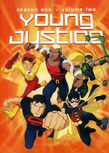 Young Justice: Season One V.2 DVD