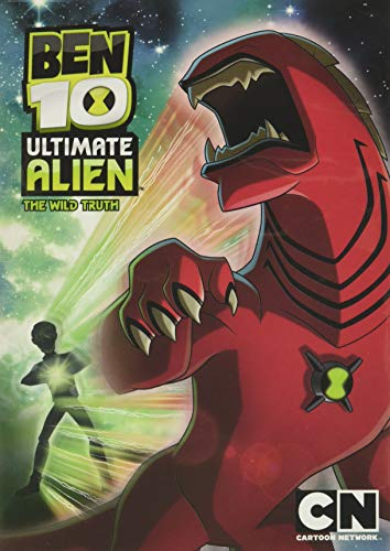 Ben 10 Ultimate Alien: The Wild Truth DVD