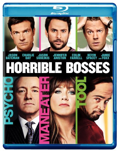 Horrible Bosses  DVD
