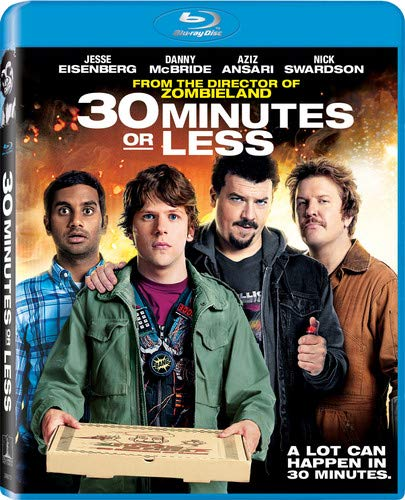 30 Minutes or Less [Blu-ray] DVD