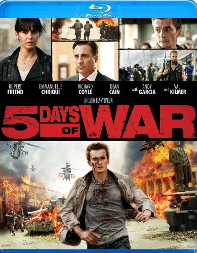 5 Days of War [Blu-ray] DVD