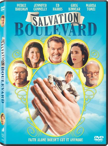 Salvation Boulevard DVD