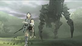 Screenshot: ICO & Shadow of the Colossus