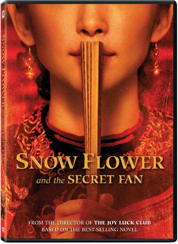 Snow Flower and the Secret Fan DVD