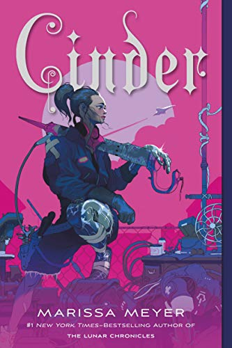Book Cinder - Marissa Meyer