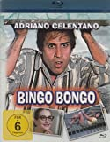 Bingo Bongo - Adriano Celentano Collection - Blu-ray