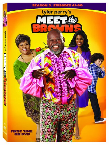 Meet the Browns: Season 3 DVD