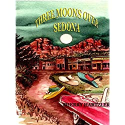 Three Moons Over Sedona
