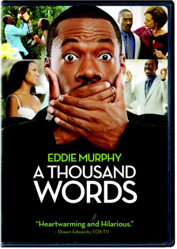 A Thousand Words  DVD
