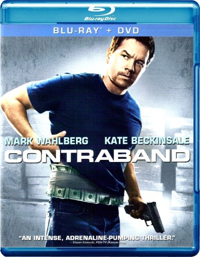 Contraband  DVD