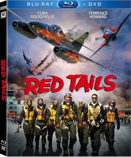 Red Tails [Blu-ray] DVD