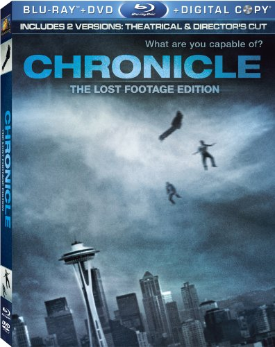 Chronicle [Blu-ray] DVD