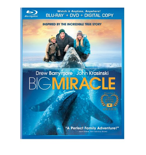 Big Miracle  DVD