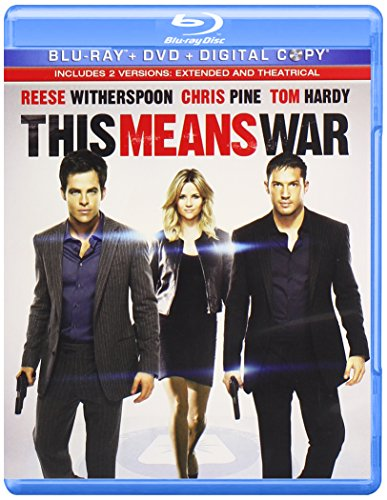 This Means War [Blu-ray] DVD