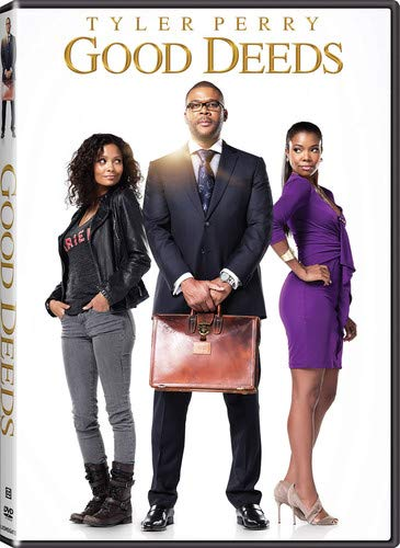 Tyler Perry's Good Deeds DVD