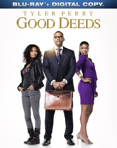 Tyler Perry's Good Deeds [Blu-ray] DVD