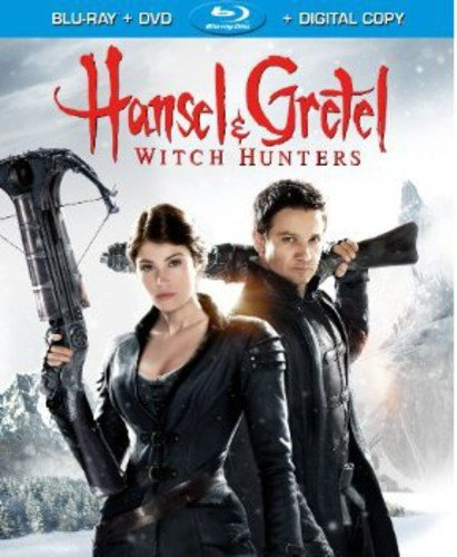 Hansel & Gretel: Witch Hunters - Rated and Unrated Versions  DVD