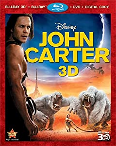MOVIE REVIEW: John Carter (2012)