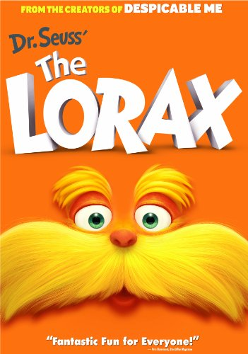 Dr. Seuss' The Lorax DVD