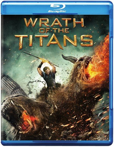 Wrath of the Titans [Blu-ray] DVD