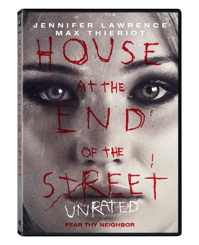House at the End of the Street DVD