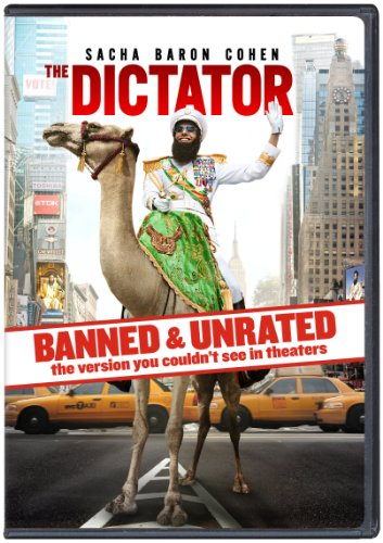 The Dictator - Banned & Unrated Version DVD
