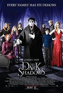 MOVIE REVIEW: Dark Shadows (2012)