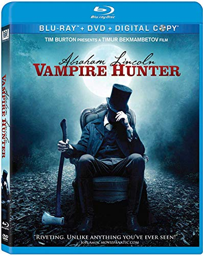 Abraham Lincoln: Vampire Hunter [Blu-ray] DVD