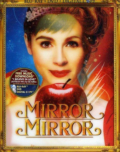 Mirror Mirror [Blu-ray/ DVD + Digital Copy] DVD