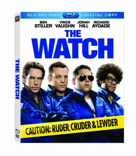 The Watch [Blu-ray] DVD